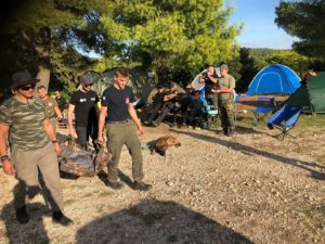 Survival Camp Πάρνηθα 2020